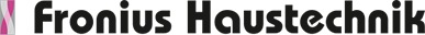 Fronius Haustechnik Logo